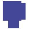 logo Justine Dupont -Bleu100
